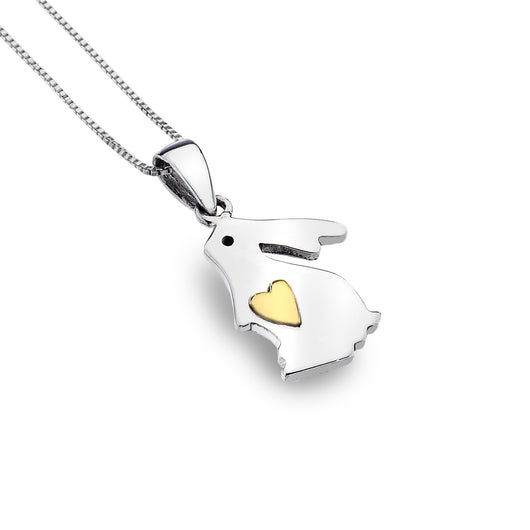 Photo of Love bunny pendant