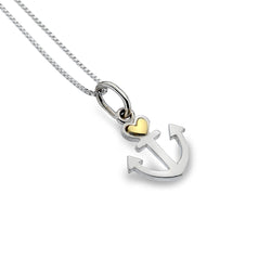 Photo of Anchor of love pendant