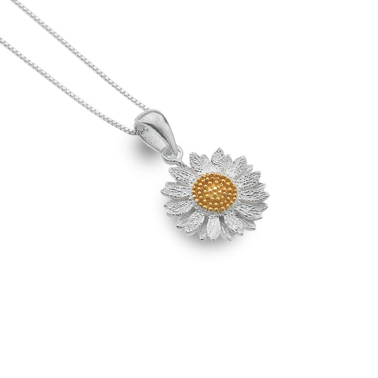 Photo of Glowing sunflower pendant