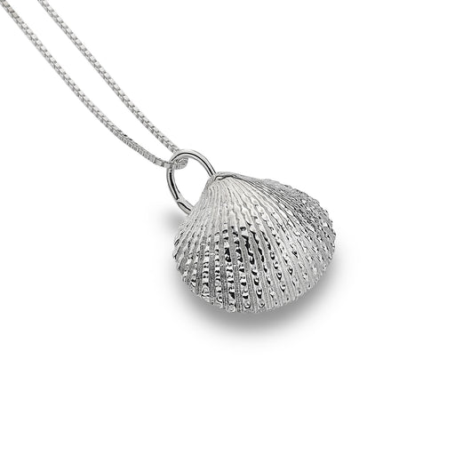 Photo of Cockle shell pendant