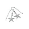 Photo of Sparkling starfish earrings