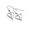 Photo of Infinite love heart earrings