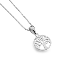 Encircled Tree of Life Pendant