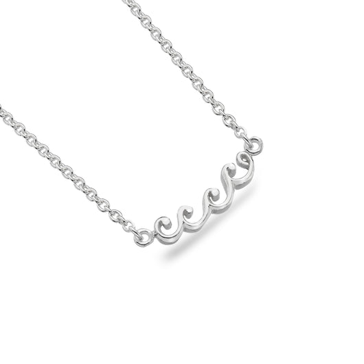 Sennen Wave Necklace