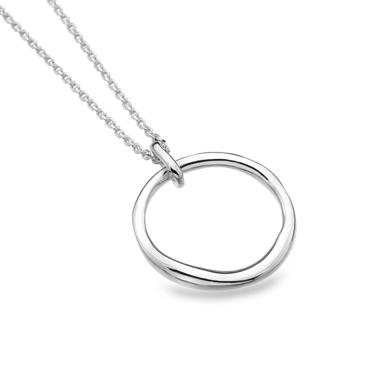 Eternal circle pendant silverorigins eternal circle pendant mozeypictures Choice Image