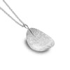 Curved Leaf Pendant