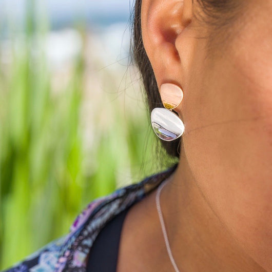 Lamorna earrings