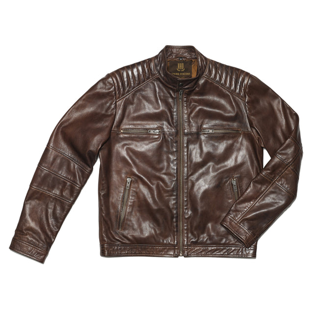 Broadford Leather Jacket