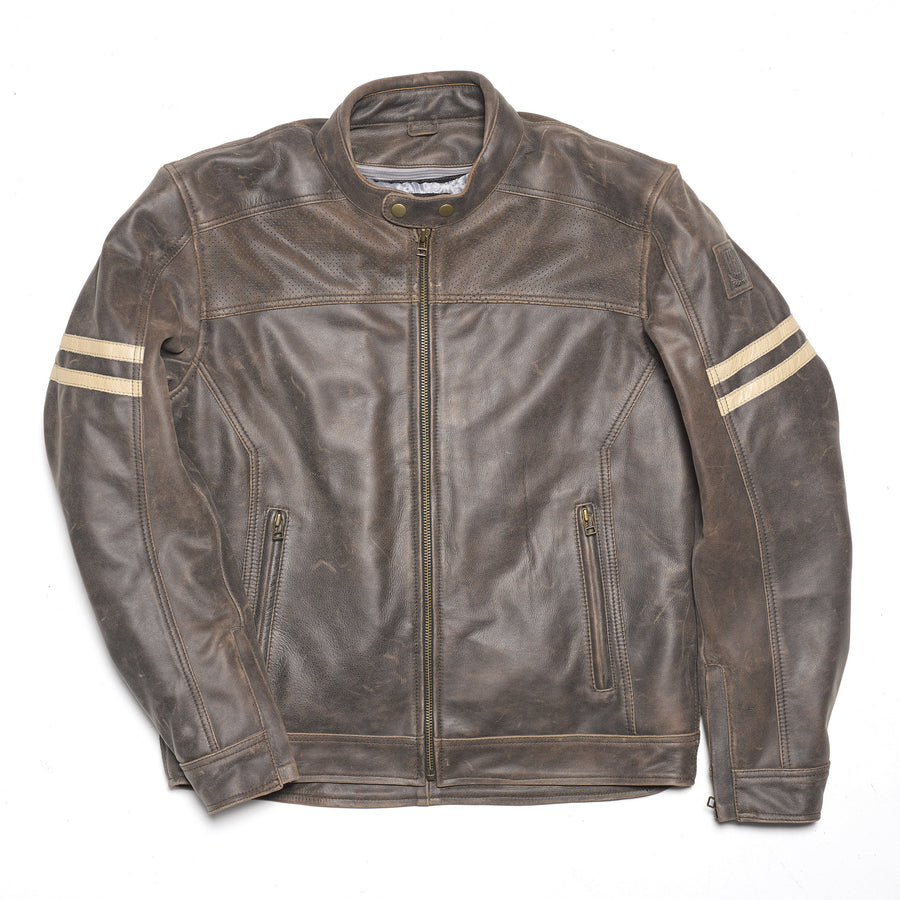 Dare Leather Jacket