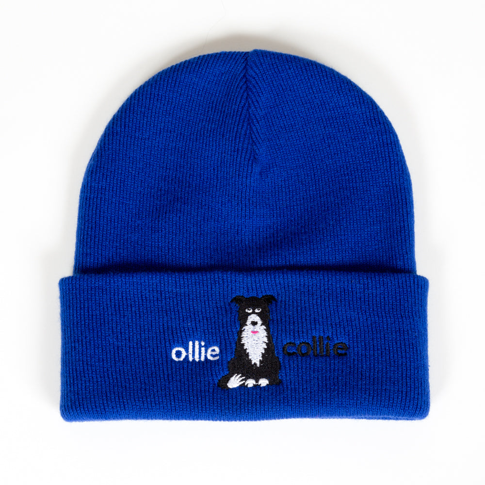 'Colours' Beanie Hat