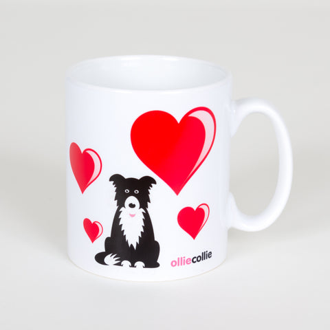 Original Ollie 'Love' Ceramic Mug
