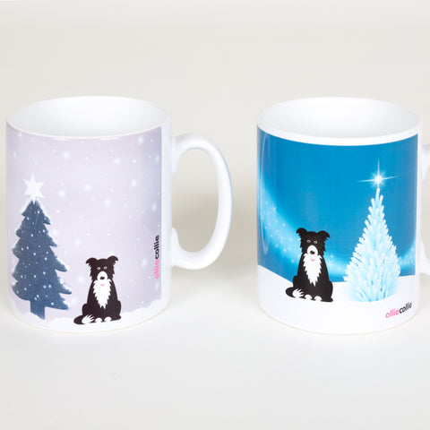 Original Ollie Christmas Mug Set