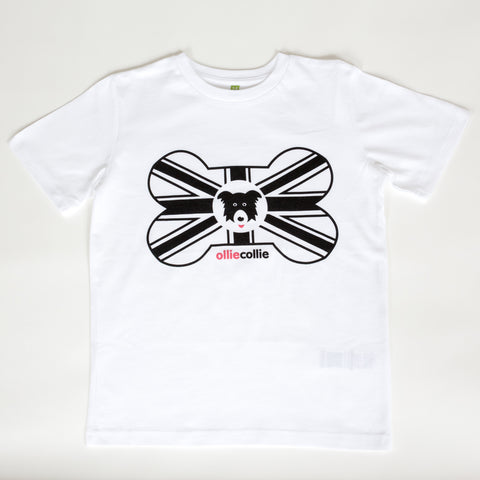 Union Bone Organic Cotton Kids T-shirt