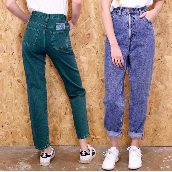 What you need to know when buying vintage Jeans