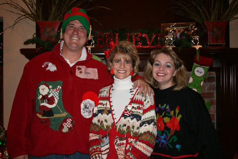 bad christmas jumpers