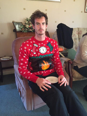 funny vintage christmas jumpers