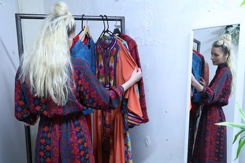 how to invest in vintage clothing