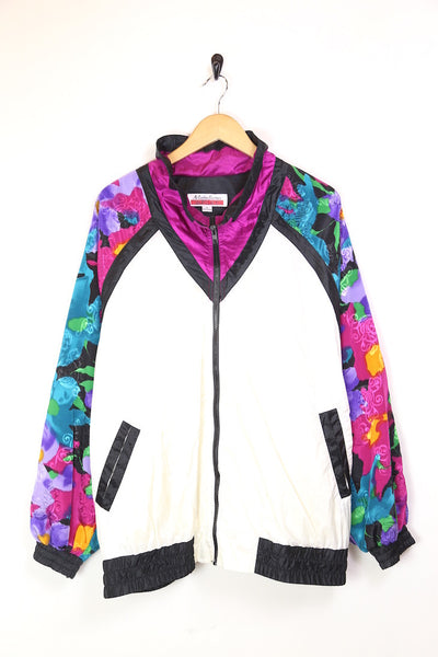 Women's Windbreaker Jacket - Multi XXL