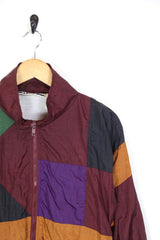 Women's Windbreaker Jacket - Multi S