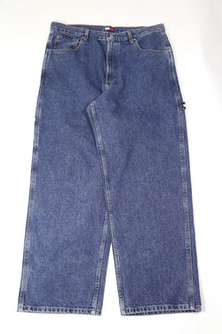 2000s Men's Tommy Hilfiger Jeans - Blue 36W