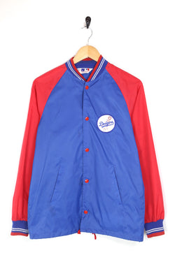 1980s Men's Starter LA Dodgers Baseball Jacket - Multi S