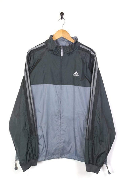 Adidas Jacket Men's Adidas Sports Jacket - Grey XL