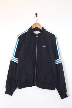 Men's Adidas Windbreaker Jacket - Black M