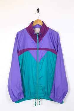 Men's Adidas Windbreaker Jacket - Multi L
