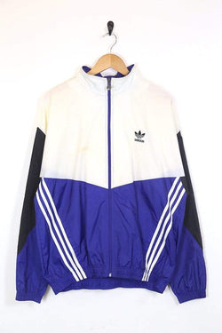 Men's Adidas Windbreaker Jacket - Multi M