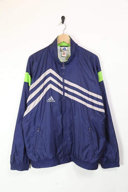 Men's Adidas Windbreaker Jacket - Multi XL