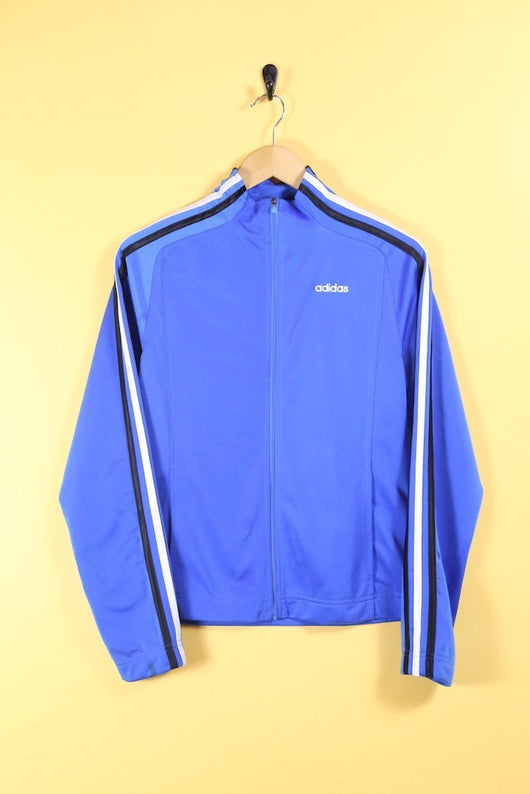Adidas Jacket S / blue / nylon Women's Adidas Track Jacket - Blue S