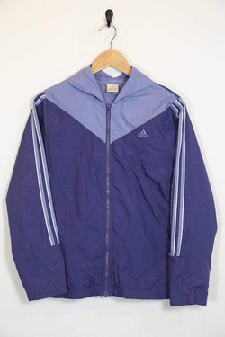 1c08add356cc Adidas Jacket Vintage Adidas Hooded Jacket