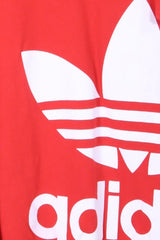 Men's Adidas T-shirt - Red S