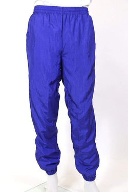 Men's Track Pants - Blue M