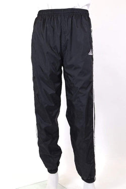 Men's Adidas Track Pants - Black M