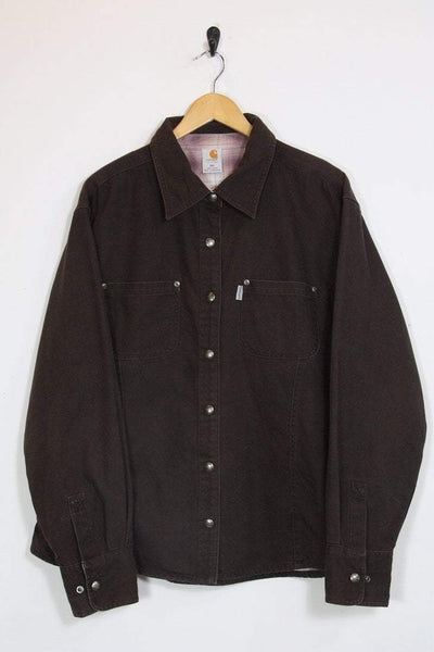 Carhartt Shirt - Brown XXL