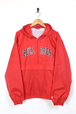 Champion Jacket Men's Champion Georgia Bulldogs Jacket - Red L
