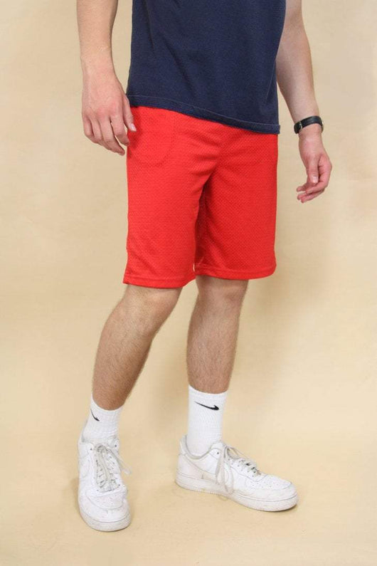 Men's Champion Shorts - Red XS