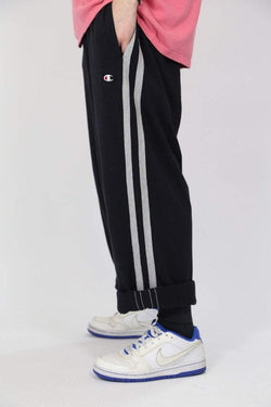 Champion Trousers Vintage Champion Track Bottoms