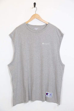 Men's Champion Vest - Grey XXL