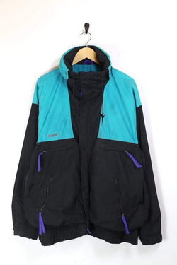 Men's Columbia Technical Jacket - Multi L