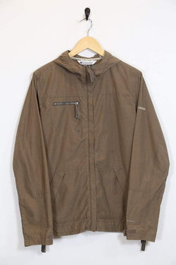 Columbia Jacket Vintage Columbia Hooded Jacket