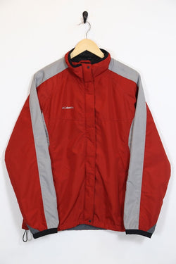 Columbia Jacket Vintage Red Columbia Jacket