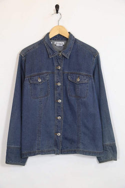 Columbia Shirt Vintage Columbia Denim Shirt