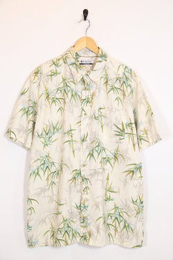 Columbia Shirt Vintage Columbia Hawaiian Shirt