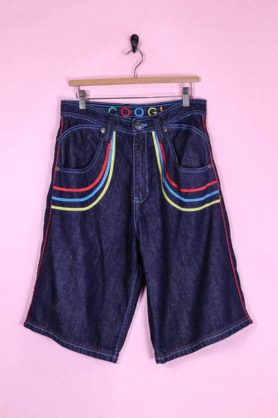 Coogi Shorts Vintage Coogi Denim Shorts