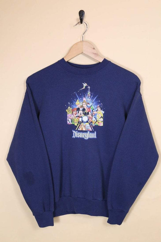 Women's Disneyland Sweatshirt - Blue S