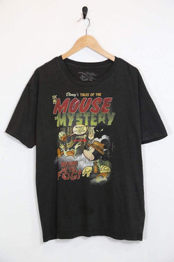 Men's Disney T-Shirt - Black XL