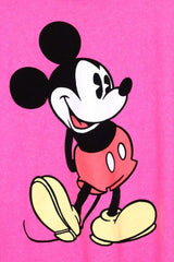 Disney T-Shirt Vintage Mickey Mouse T-Shirt