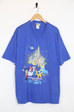 Disney T-Shirt Vintage Walt Disney World Tee